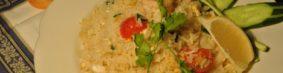 ข้าวผัดกุ้งカオパックン(タイの海老チャーハン)850円